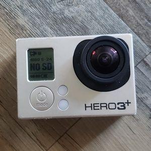 GoPro Hero 3+ EUC